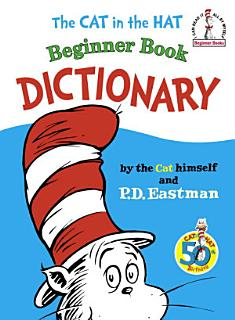 The Cat in the Hat Beginner Book Dictionary Book