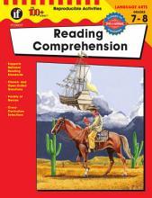 Reading Comprehension  Grades 7   8 PDF