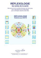 RÉFLEXOLOGIE - Relations aux DENTS: Réflexologie - les cartes de la santé