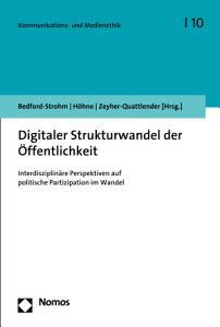 Digitaler Strukturwandel der   ffentlichkeit PDF