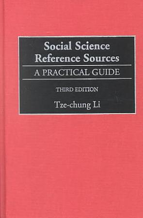 Social Science Reference Sources PDF