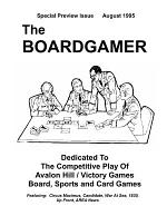 The Boardgamer Volume 1