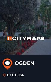 City Maps Ogden Utah, USA