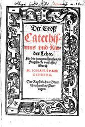 Der groß Catechismus und Kinder Lehre