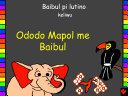 Ododo Mapol me Baibul