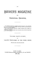 The Bankers  Magazine  and Statistical Register PDF