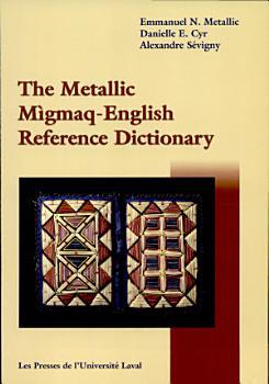 The Metallic M  gmaq English Reference Dictionary PDF
