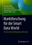 Marktforschung f  r die Smart Data World PDF