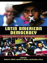 Latin American Democracy Book PDF