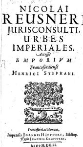 Urbes Imperiales