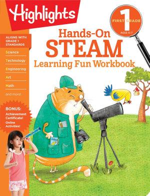 First Grade Hands On STEAM Learning Fun Workbook