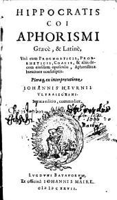 Aphorismi: graece et latine
