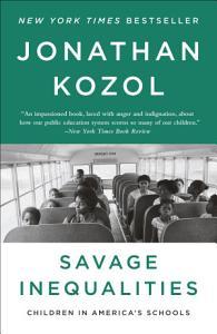 Savage Inequalities Book