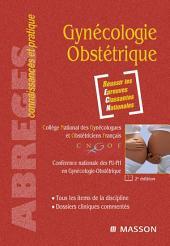 Gynécologie-Obstétrique: Édition 2