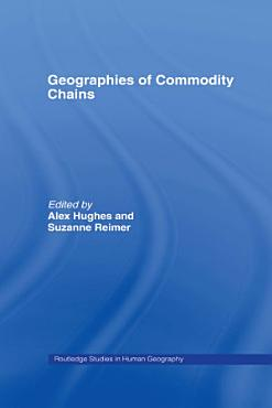 Geographies of Commodity Chains PDF