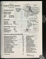 Profile of Manistee County, Michigan