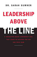Leadership Above the Line