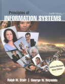 Principles of Information Systems + Mindtap Mis, 1-term Access