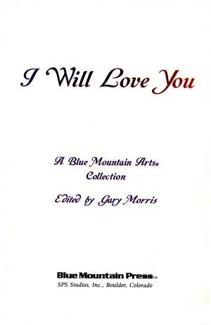 I Will Love You PDF