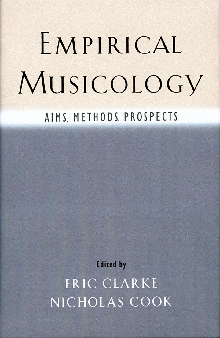 Empirical Musicology