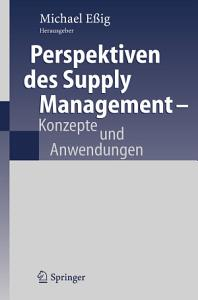 Perspektiven des Supply Management PDF