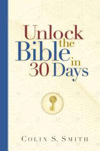 Unlock the Bible in 30 Days Book