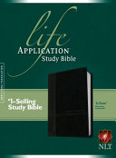 Life Application Study Bible NLT  Tutone PDF