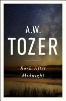 Born After Midnight PDF
