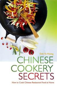 Chinese Cookery Secrets Book