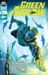 Green Arrow (2016-) #35