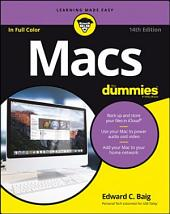 Macs For Dummies: Edition 14