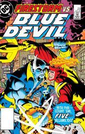 Blue Devil (1984-) #23