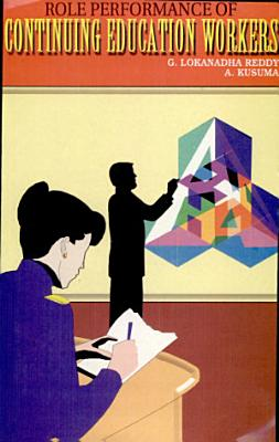 Role Performance Of Continuing Education Workers PDF