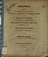 De verbi et latini doctrina temporum