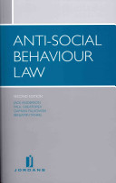 Anti social Behaviour Law PDF