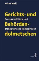 Gerichts  und Beh  rdendolmetschen PDF