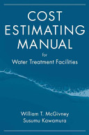Cost Estimating Manual for Water Treatment Facilities PDF