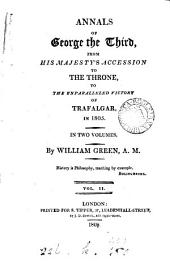 Annals of George the third