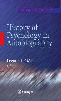 History of Psychology in Autobiography PDF