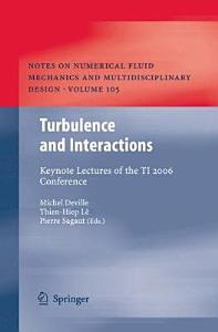 Turbulence and Interactions Book