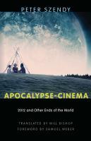 Apocalypse Cinema PDF