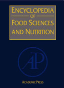 Encyclopedia of Food Science and Nutrition PDF