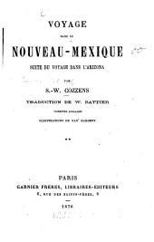La Contrée merveilleuse, voyage dans l'Arizona et le Nouveau Mexique: Trad. d. W[illiam] Battier. Vignettes anglaises. Illustr. de Yan'Dargent