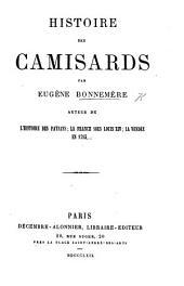 Histoire des Camisards