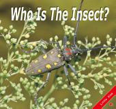 Who is the Insect?: Little Kiss14