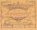 Spencerian Copybook  5