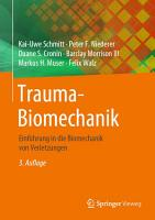 Trauma Biomechanik PDF