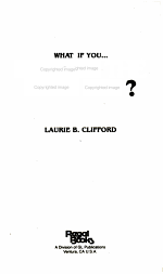 What If You-- Follow the Lone Cry?