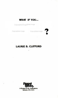 What If You   Follow the Lone Cry