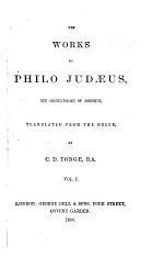 The Works of Philo Judæus